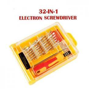 32in1 Screwdriver Set Philips Torx Bit Repair Tool