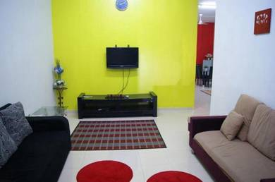 4 bilik Homestay Ayer keroh,Mitc,Zoo -New House