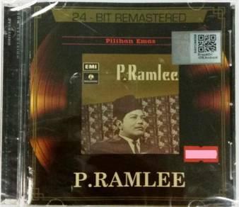 CD P. RAMLEE Pilihan Emas 24 Bit Remastered