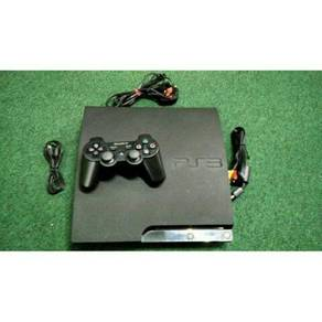 PlayStation 3 PS3 Console Slim CECH 3006A 160GB