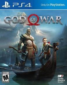 PS4 GOD OF WAR [R3] Eng/Chi