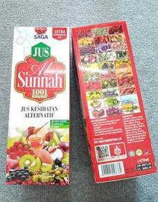 Jus sunnah extra new pack