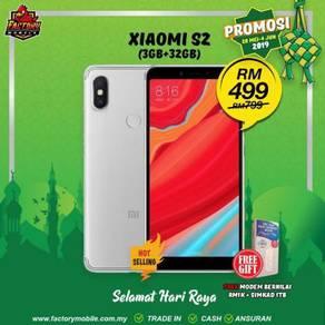 Promo > Xiaomi Redmi S2 [3+32GB] msia set + gift