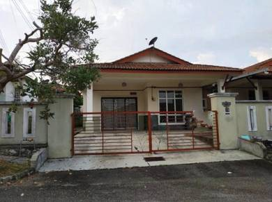 SUPER SPACIOUS single storey Semi D Rasah Kemayan Seremban 2