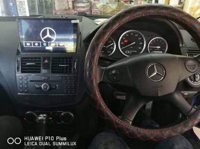 Mercedes Benz W204 android player