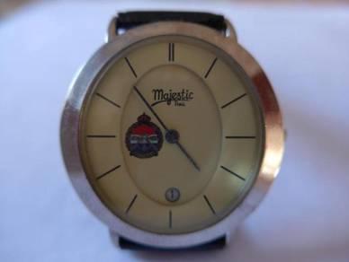 Majestic Paris Watch with Oman Ministry Logo
