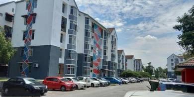 LOWEST PRICE !!! Apartment Teratai Putra Perdana Puchong