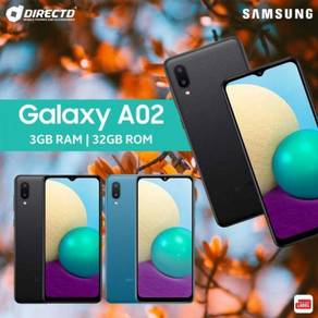 SAMSUNG Galaxy A02 (3GB RAM/5K BATT)BUDGET PHONE