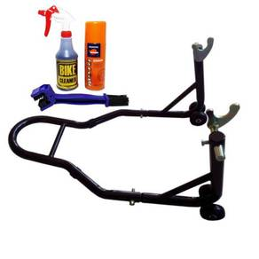 Package Jimat Paddock Stand Bike Cleaner Repsol