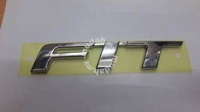 Honda jazz fit original fit emblem fit logo