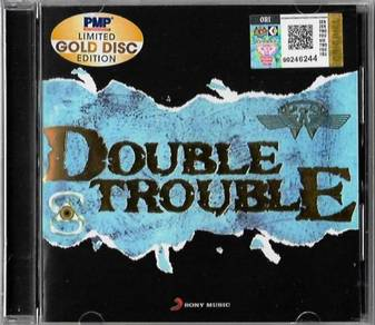 CD Double Trouble Search And Wings Gold Disc Limit