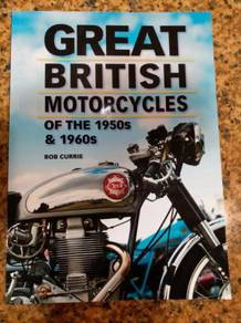 British Bike Book norton bsa triumph levis harley
