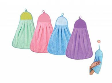 Daily Cotton Hanging Towel