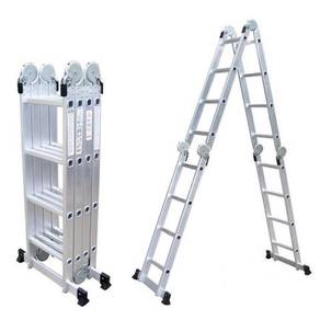 Safe Aluminium Ladder New - Tangga Lipat