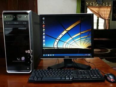 C2D Pc Komputer