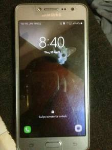 Samsung j2prime silver cindition 10/10