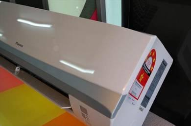 New DAIKIN Inverter 1hp Air Conditioner FTK10QV1L