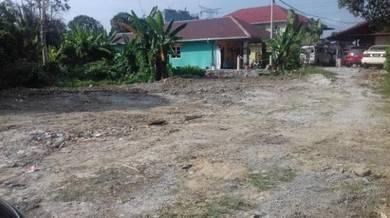 Tanah lot di Kg Padang Balang Sentul Gombak