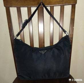 Hobo Bag Authentic Prada Milano (Bundle)