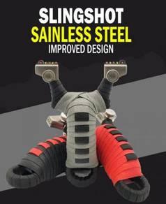 Stainless Steel Slingshot Upgrade | Lastik Steel