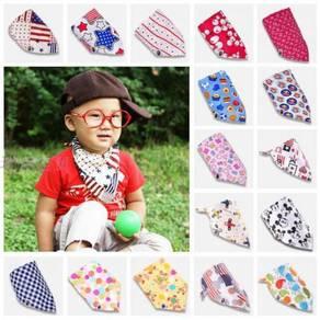 Cute Baby Fashion Cloth Bibs Ring Scarf