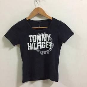 Tommy Hilfiger spell out Shirt Girls youth s