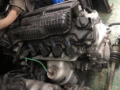 Honda Jazz GE8 1.5 Engine Kosong