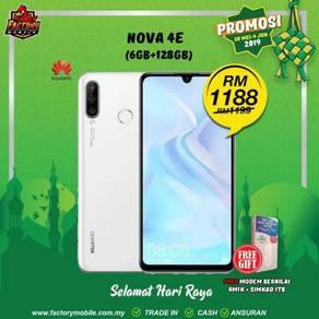 Promosi> Huawei nova 4e [ 6+128gb ] Msia set