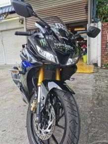 Yamaha R15 Monster (Mileage 3xxx)