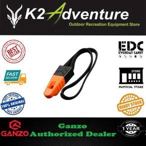 GANZO WHISTLE WITH LANYARD (100% Authentic)