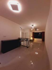 Tuan Residency Condo [ Partly Furnished !! ] At Jln Kuching, KL