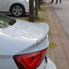 Audi S3 Style Boot Spoiler for Audi A3 Sedan - ABS