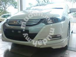 Honda insight 2012 modulo bodykit & spoiler paint