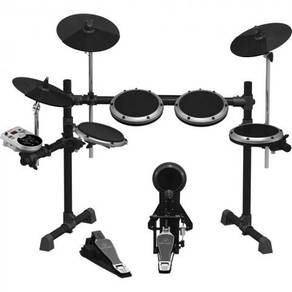 New Behringer 8pcs Electronic Drum Set XD8USB