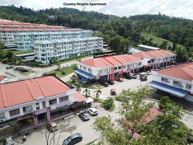 Country Height Plaza 2 Storey