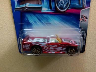 2004 Hotwheels Sonic Special, Final Run car