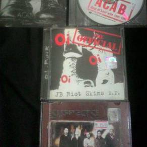 CD oi Punk