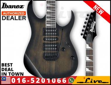 IBANEZ GRG170DXB TKS Electric Guitar