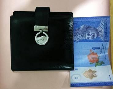 Braun Büffel Wallet (Black)