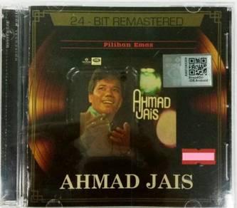CD AHMAD JAIS Pilihan Emas 24 Bit Remastered