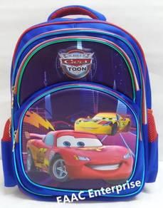 Big 3D Car Series Primary Secondary School Bag Bac