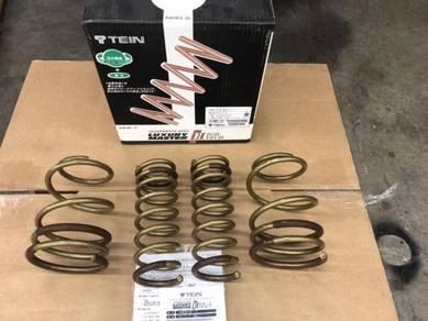 Tein High Tech Lowered Spring - Subaru Exiga YA5