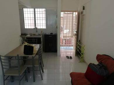 Pinang Emas Apartment Jalan Sungai EMAS 3-ROOMS RENOVATED+FURNISHED