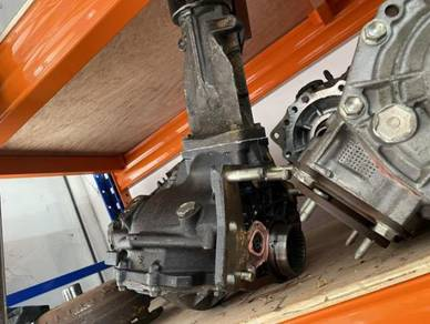 Ford ranger 4wd auto gearbox 2500 menual