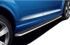 Toyota hilux revo side step running board