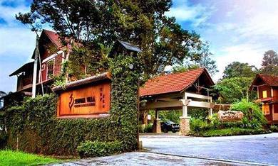Sentosa Villa (Taiping)