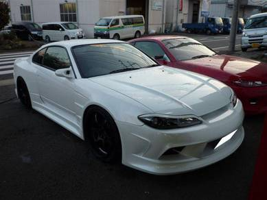 Original Vertex Edge Silvia S15 Bodykit bumper kit