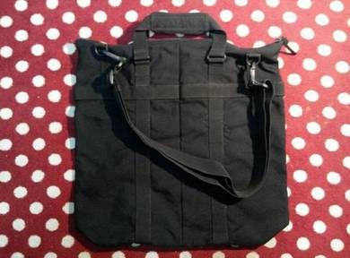 Full Black Two Way Bag