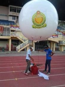 Helium balloon utara