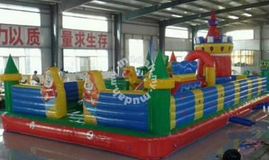 Inflatable bouncing hari keluarga penang